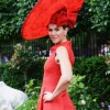 Belinda Strudwick (Left) Royal Ascot 2014