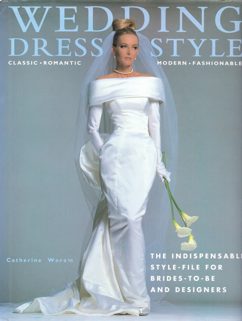 Wedding Dress Style 1993