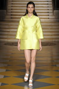 Emilia Wickstead Coat Dress SS15