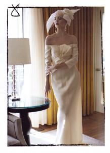 YnY Wedding Dresses 2015 p 103 - Love Knot