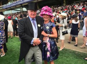 Amanda Wilson Barrett Royal Ascot 2015